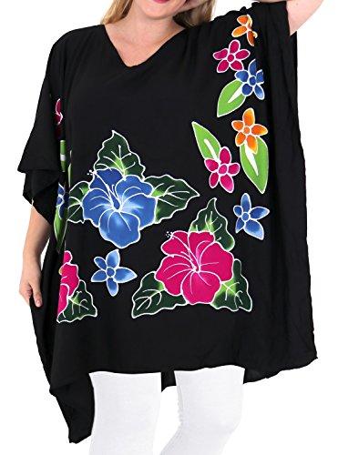 La Leela concepteur beachwear sundress femmes bikini taille plus chaise longue couverture ups top vert