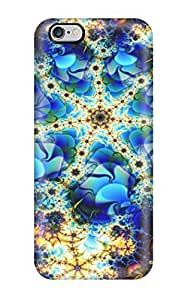Hxy Fashion Protective Fractal Case Cover For Iphone 6 Plus