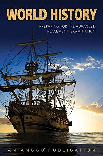 World History: Preparing for the Advanced Placement Examination - Student Edition Softcover