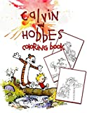 Calvin and Hobbes Coloring Book: Exclusive Images Inspired by Calvin and Hobbes Comic Strip (Unofficial)