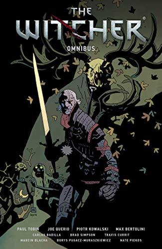 Witcher Omnibus, The (The Witcher) Paperback – Illustrated, 5 Dec. 2019