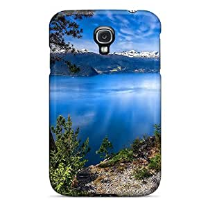 Sanp On Case Cover Protector For Galaxy S4 (lake Lights)