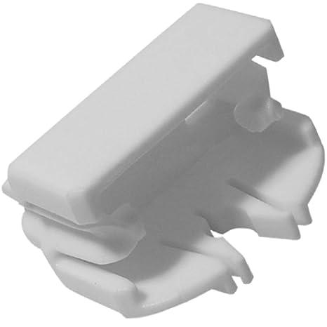 Spares2go - Tope para cajón trasero para lavavajillas Indesit (2 ...