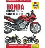 Honda CBF1000 (06-10) & CB1000R (09-11) (Haynes Service and Repair Manuals) (Hardback) - Common