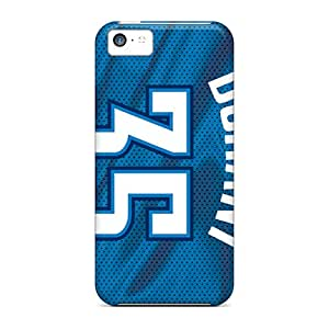 Fashionable Style Case Cover Skin For Iphone 5c- Oklahoma City Thunder