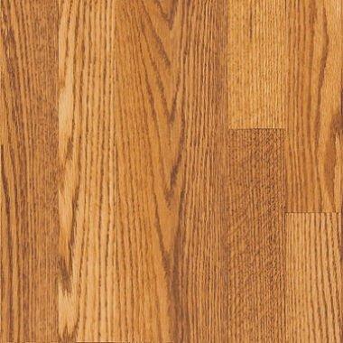 Traditional Living Golden Amber Oak II Laminate Flooring | Enhanced, patented joint-locking system