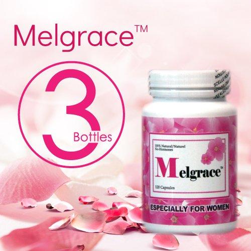 Buy2 Get1 Free-Melgrace-Menopause Supplements, Hormone Support, Hormone Balance for Women Beauty, Menopausal Syndrome, Postpartum Mood Disorder, Osteoprorosis, Irregular Menstruation