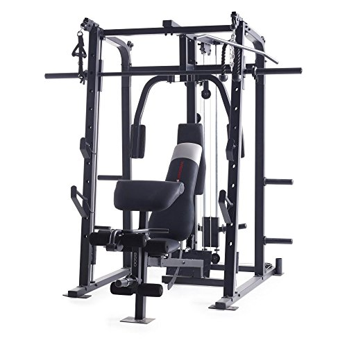 Weider PRO 8500 Smith Cage (Box1) ICON Health & Fitness
