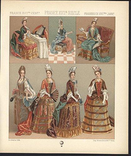 ladies dresses 1880 - 9