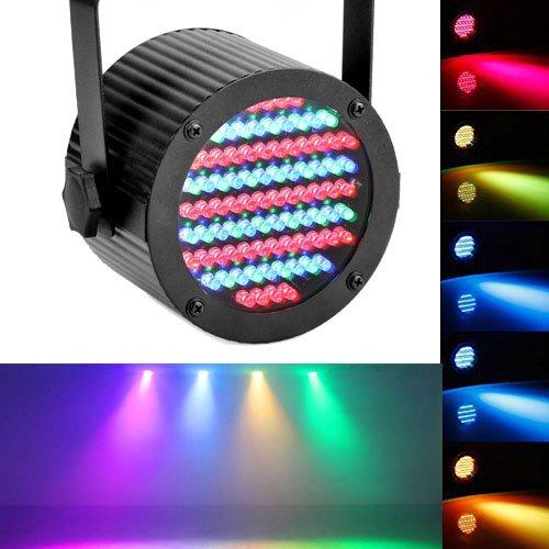SJP Light 86 LEDs 7 Channel DMX512 RGB LED Stage Light Pa...