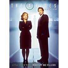 The X-Files: The Official Collection Volume 2: Little Green Men - Monsters & Villains