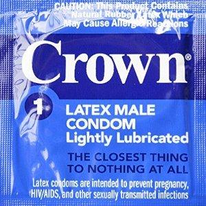 Crown Okamoto Skin Condoms Skinless - Okamoto Crown Condoms 25 pack