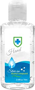 Laxipace Hand Wash Gel, 70ML Waterless Hand Wash Gel Portable Hand Cleaning for Kitchen Bathroom Office Traveling