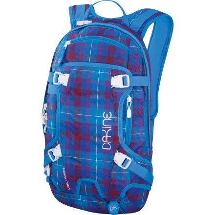 DAKINE Womens Heli Pack 11L (Kinzer), Outdoor Stuffs