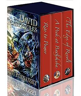 The David Chronicles: Boxed Set by [Poznansky, Uvi]