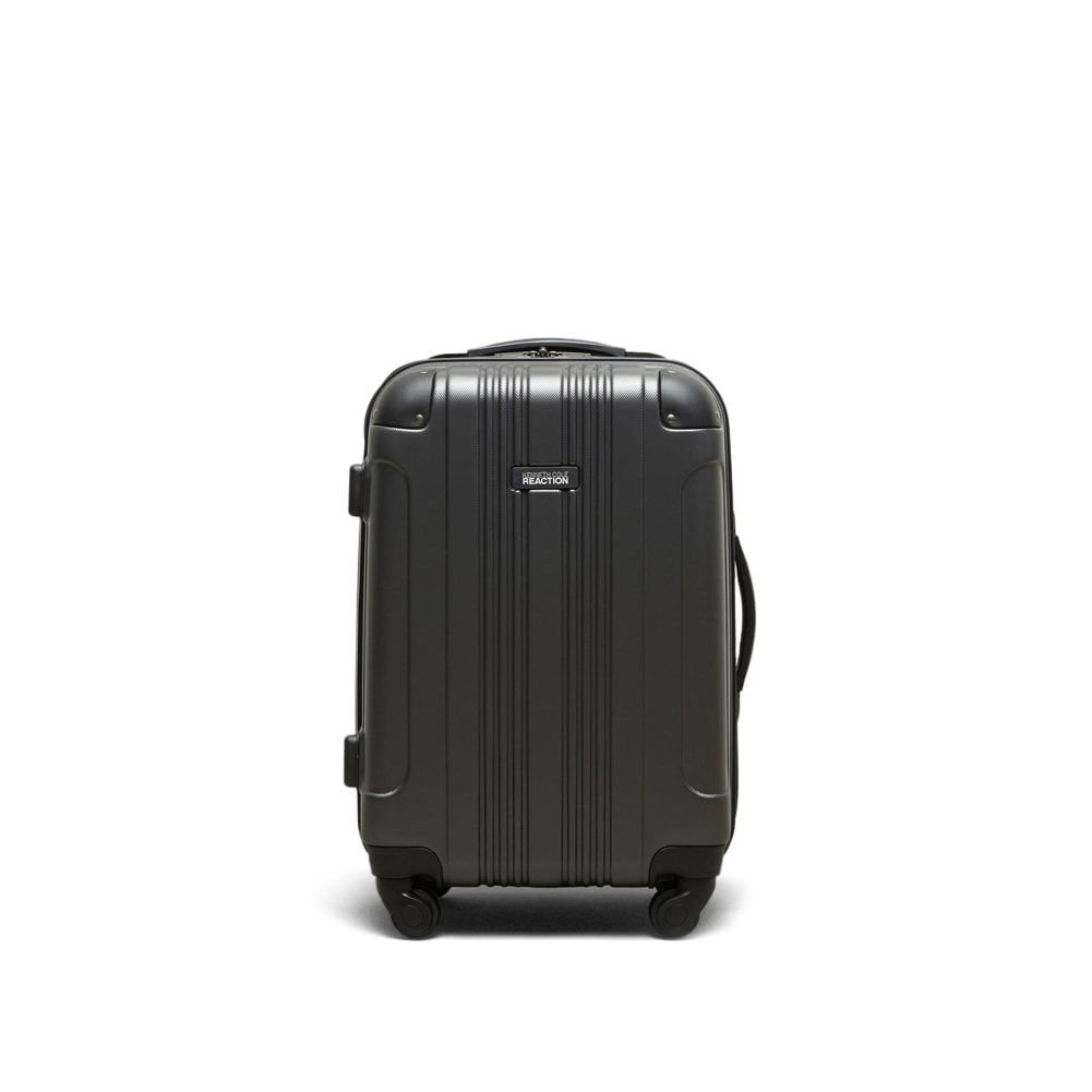 Kenneth Cole Reaction Out of Bounds 20'' 4 Wheel Upright, Charcoal, One Size