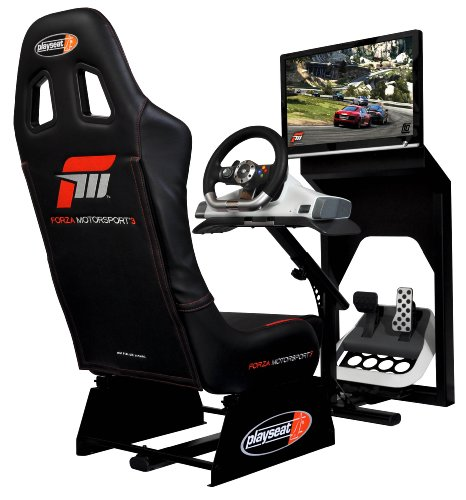 Amazing Amazon Com Playseat Limited Edition Forza Motorsport 3 Short Links Chair Design For Home Short Linksinfo