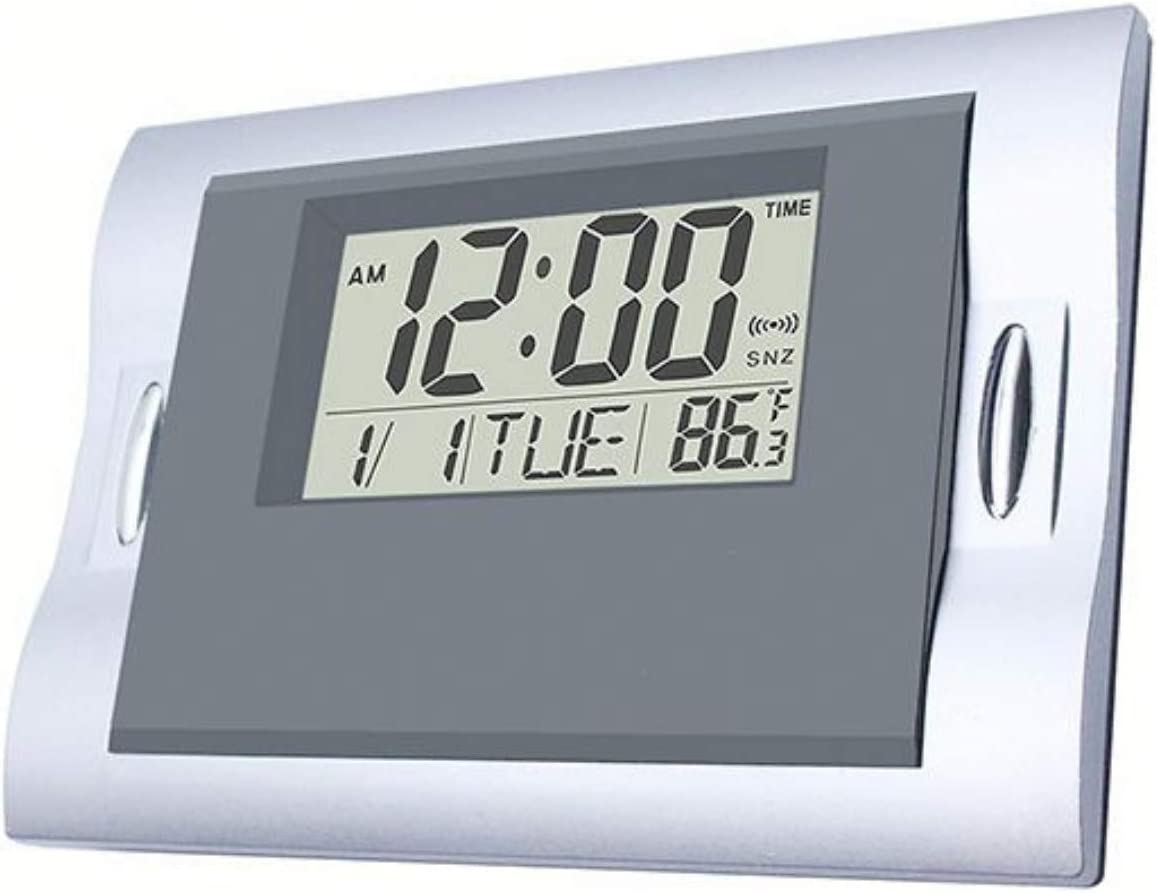 """A picture of this clock to better elaborate """"Best Digital Wall Clocks"""""""