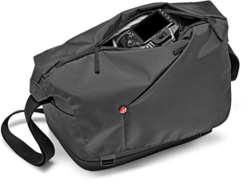 Manfrotto MB NX-M-IGY Messenger Bag for DSLR with Additional
