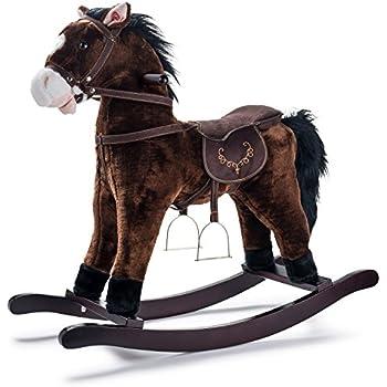 Melissa Doug Rocking Horse Laguardia Plaza Hotel