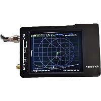 Nuevo 2.8 Pulgadas De Pantalla LCD Nanovna-h Hf UHF VHF Nano Vna Red Vector Analizador Analizador De Antena con La Caja…