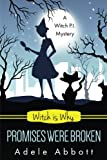 Witch Is Why Promises Were Broken: Volume 23 (A Witch P.I. Mystery)