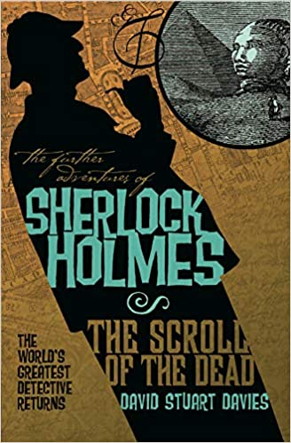 Amazon com: The Further Adventures of Sherlock Holmes: The Scroll of