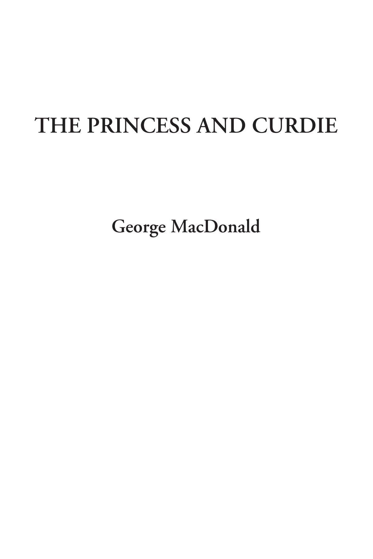 Download The Princess and Curdie pdf epub