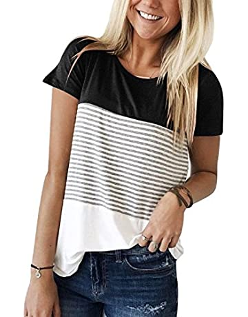 5dd3d281 Womens Knits and Tees   Amazon.com
