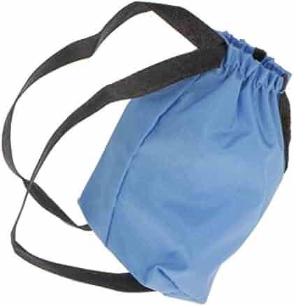 09b838335fe9 Homyl Blue Shopping Backpack Bag with Elastic Band for Barbie Dolls Decor  Kid Xmas GiftS