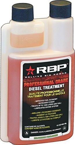RBP Performance RBP-80004 RBP Professional Grade Diesel Treatment 16 oz. Treats Up To 250 Gallons RBP Professional Grade Diesel Treatment