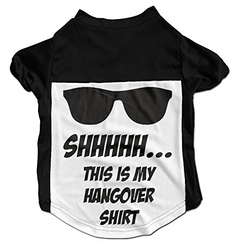 Shhh  (Alan Hangover Wig)
