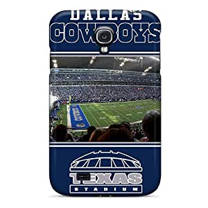 Galaxy S4 Case Cover Dallas Cowboys Case - Eco-friendly Packaging