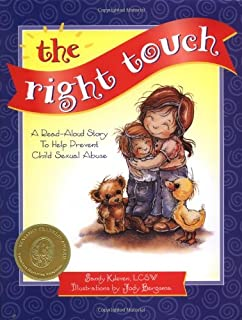 the right touch a read aloud story to help prevent child sexual abuse - Good Touch Bad Touch Coloring Book