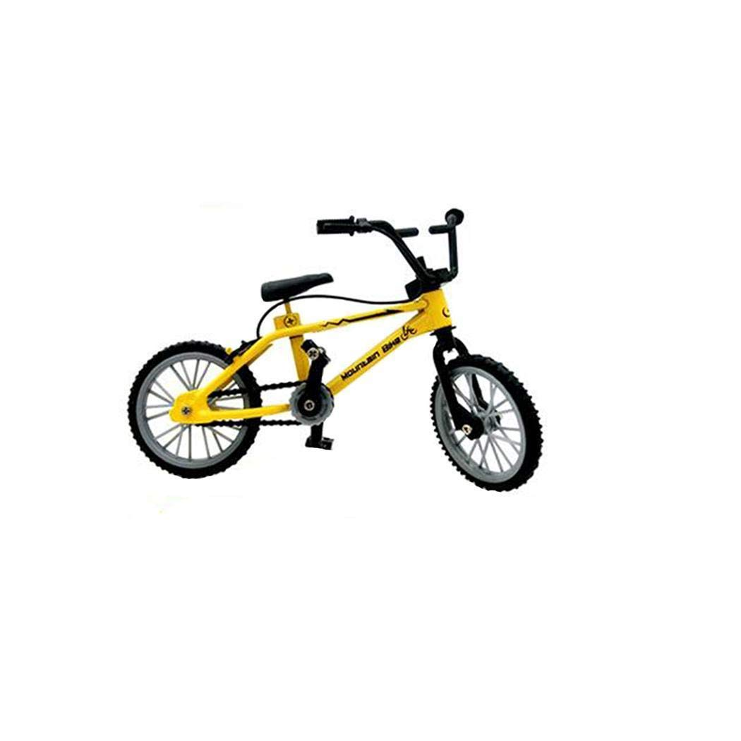 Foshin Children Alloy Bicycle Toy Mini Simulation Bicycle Model Educational Toys Bikes by Foshin (Image #1)