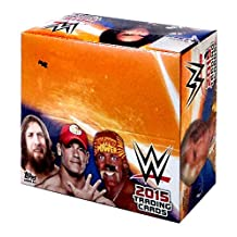 WWE Wrestling WWE 2015 Trading Cards Hobby Box