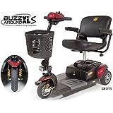 Golden Technologies Buzzaround XLS 3 Wheel Scooter - GB117XLS
