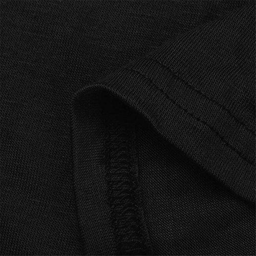 3b662e4f7b6c ... Maxi Kleidet - Damen Casual Hülsen-Lose Kurzarm ärmel Maxi beiläufige  Lange T-Shirt