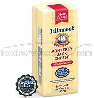 product image for Tillamook Shredded Monterey Jack Cheese, 5 Pound -- 4 per case.