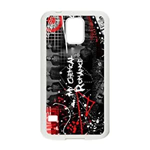 samsung galaxy s5 Case (TPU),samsung galaxy s5 Cell phone case White for Music Band Series My Chemical Romance - KKHG5338567
