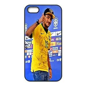 DIY Printed Personlised Bienvenido Neymar cover case For iPhone 5, 5S W5980025