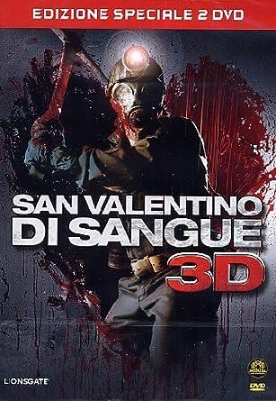 San Valentino Di Sangue (Special Edition) (3D) (2 Dvd)
