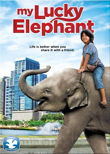 My Lucky Elephant - Elephant Show Dvd