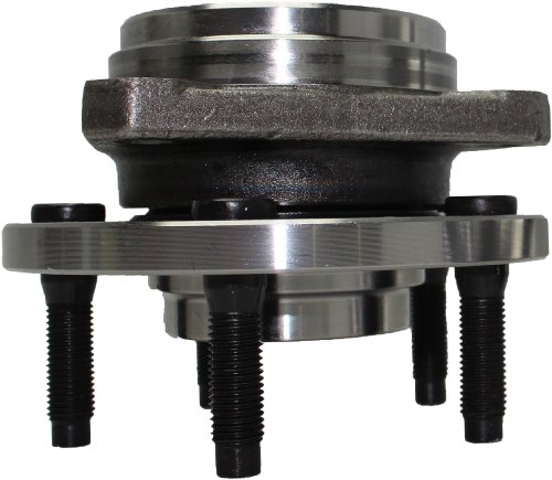 Brand New Front Wheel Hub and Bearing Assembly 1999-03 Ford Windstar 5 ()
