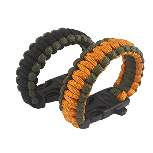 zoohot Multifunctional Para cord Bracelet by zoohot