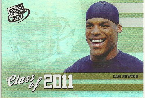 ball Class of 2011 Draft Picks Complete Mint 10 Card Insert Set Featuring Cam Newton and Julio Jones Rookie Year Cards (Press Pass Football Box)
