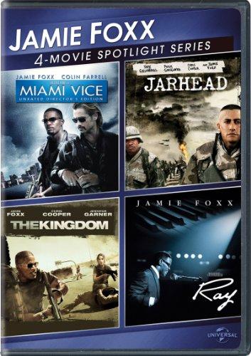 Jamie Foxx 4 Movie Spotlight product image