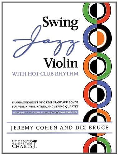 Amazon com: Swing Jazz Violin with Hot-Club Rhythm: 18