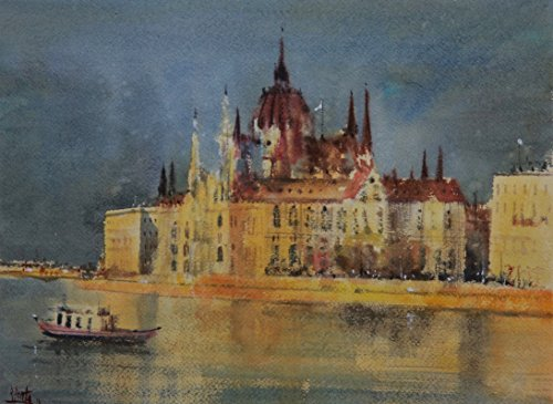 budapest-parliament-houses-and-the-danube