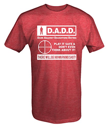 DADD Dads Against Daughters Dating Gun Rights T Shirt